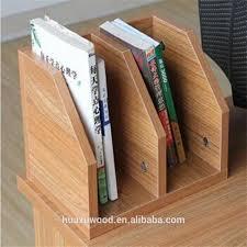 Small Wood Desk by Hx Mza10 Wooden Desk Mate Book Organizer Small Wooden Bookshelf
