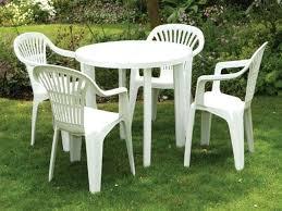 White Plastic Patio Chairs White Plastic Outdoor Chairs Plastic Outdoor Furniture