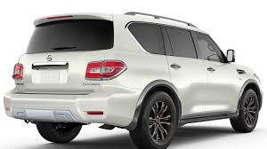 nissan armada 2017 white 2017 nissan armada manual shift mode youtube