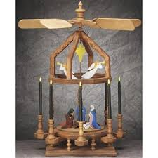 nativity candle carousel plan cherry tree toys