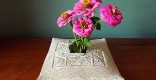 Ikebana Vase Addison Pottery Matthews Nc