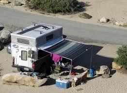 4 Wheel Drive Awnings Adventure Americas Truck Camper Magazine