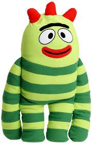 Images Of Yo Gabba Gabba by Amazon Com Yo Gabba Gabba Brobee Pillow Discontinued By