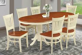 oval shape dining table darby home co inwood oval shaped extendable dining table reviews