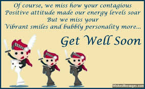 get well soon messages for colleagues wishesmessages