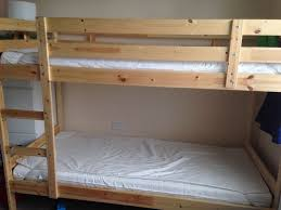 Mydal Bunk Bed Frame Ikea Mydal Bunk Bed In Southton Hshire Gumtree