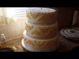 5 Tier Wedding Cake Youtube