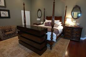 Bedroom Furniture With Hidden Tv Amazing Tv Lift Cabinet Hides Tv At The End Of The Bed Le Bloc
