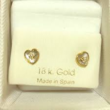 d damas gold earrings 75 accessories 18k damas gold earrings made in spain from
