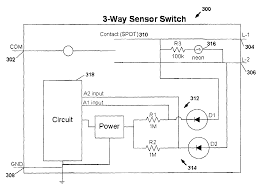 Motion Sensors For Lights Patent Us7791282 Motion Sensor Switch For 3 Way Light Circuit