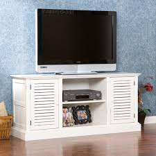 home theater tv cabinets belham living hampton tv stand with drawers white oak hayneedle
