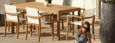Teak Garden Table Royal Botania Xqi Teak Garden Dining Furniture Quality Teak