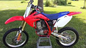 2007 crf150r big wheel motorcycles for sale