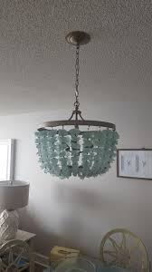 Sea Glass Chandelier New Listing Spring Renovation Oceanfron Vrbo