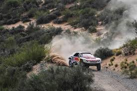 peugeot dakar 1 2 3 finish for peugeot in 2017 dakar rally