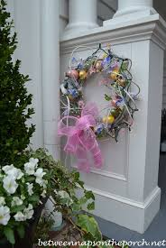 Easter Decorations Door by Easter Decorations