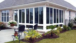 Enclosed Patio Windows Decorating Lovable Enclosed Patio Windows Designs With Enclosed Patio Windows