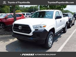 toyota trucks near me new toyota tacoma at toyota of fayetteville serving nwa