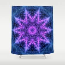 Grateful Dead Curtains Psychedelia Shower Curtains Society6