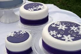 purple u0026 snowflakes christmas cake baking recipes and tutorials