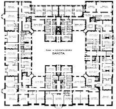 the dakota building house crazy