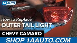 buy 2010 camaro how to replace install outer light 2010 13 chevy camaro buy