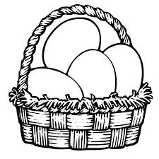 Easter Egg Coloring Pages Free Printable Egg Coloring Page Easter Egg Colouring Page
