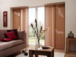 are many alternatives of window treatments for sliding glass doors