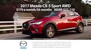 mazda number 100 mazda 6 lease 2018 mazda cx 3 leasing in elk grove ca