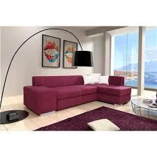canapé d angle couleur prune canap d angle couleur prune affordable le canap duangle convertible