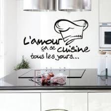 decor mural cuisine wall stickers black dsu lamour cuisine vinyl kitchen decor