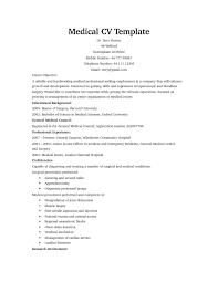 Copy And Paste Resume Templates Medical Resume Format Pdf Sidemcicek Com