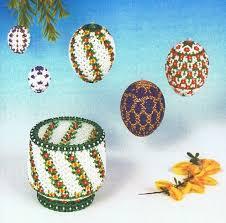 beaded ornaments patterns rainforest islands ferry