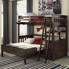 Whalen Bunk Beds Whalen Nicholas Loft Bunk Bed With 3 Drawer Storage