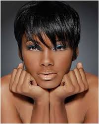 black women with short haircut and tappered sides 58 great short hairstyles for black women