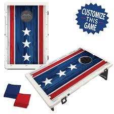 Americana Flags Americana 3 Star Usa Flag Bag Toss Game By Baggo
