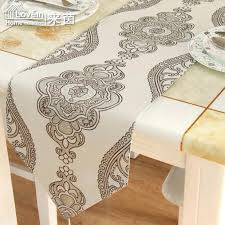 Dining Room Table Runners Articles With Dining Table Runners Sizes Tag Superb Runners