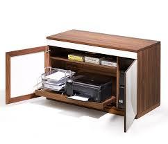 Computer Desk Bureau Modern Computer Desk Team 7 Wharfside Modern Contemporary
