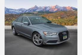 a6 audi for sale used used audi a6 for sale in colorado springs co edmunds