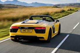 Audi R8 Diesel - car reviews independent road tests by car magazine