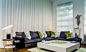 salon avec canapé noir idée déco salon avec canape noir
