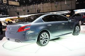 peugeot motor cars 5 by peugeot at 2010 geneva motor show img 3 it u0027s your auto