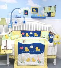 Soho Crib Bedding Set Soho Designs Bedding Sets Soho Quack Quack Ducks Baby Crib