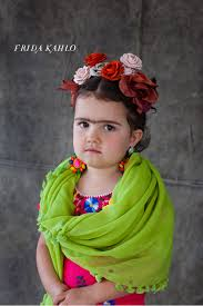 Fun Halloween Costumes Kids 8 Diy Halloween Costumes Girls Frida Kahlo Costume