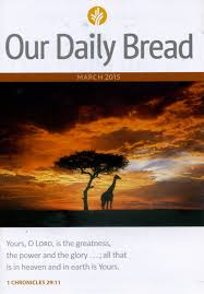 Ministries U2013 Holy Family Church Our Daily Bread U2013 March 2015 Ambassador Highway Blog