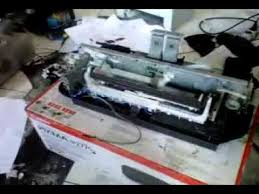 cara reset printer canon ip2770 lu kedap kedip bergantian canon printer ip 2770 cara mengatasi blink 3x youtube