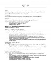 Chef Skills Resume Mba Student Resume No Matter What Your Major Be Sure To Scan
