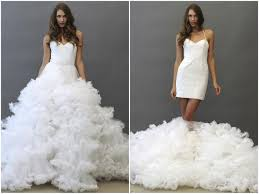 after wedding dress the after wedding reception dresses weddbook