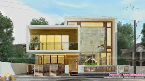 2 bed modern house plan for sloping lot 80780pm contemporary