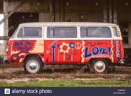 minivan volkswagen hippie vw van stock photos u0026 vw van stock images alamy